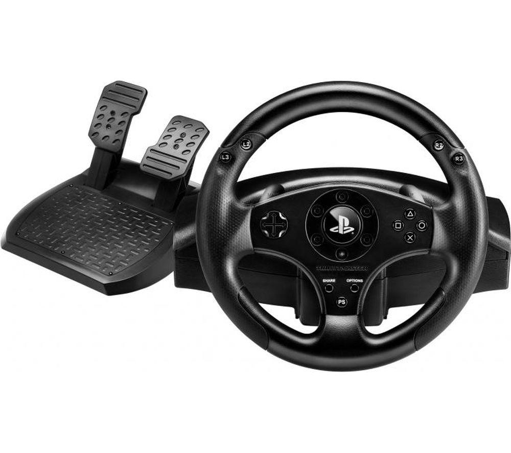 THRUSTMASTER T80 Racing Wheel & Pedals