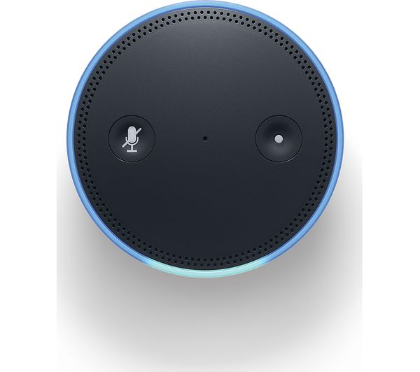 Amazon Echo Plus Black Hue White And Colour Ambiance