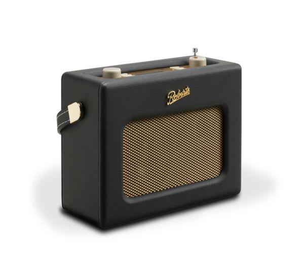 Image of ROBERTS Revival RD70 Portable DAB+/FM Retro Bluetooth Radio - Black