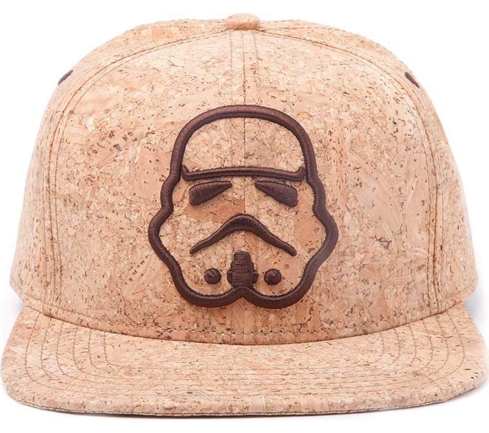 Compare prices for Star Wars Stormtrooper Snapback Cap - Cork