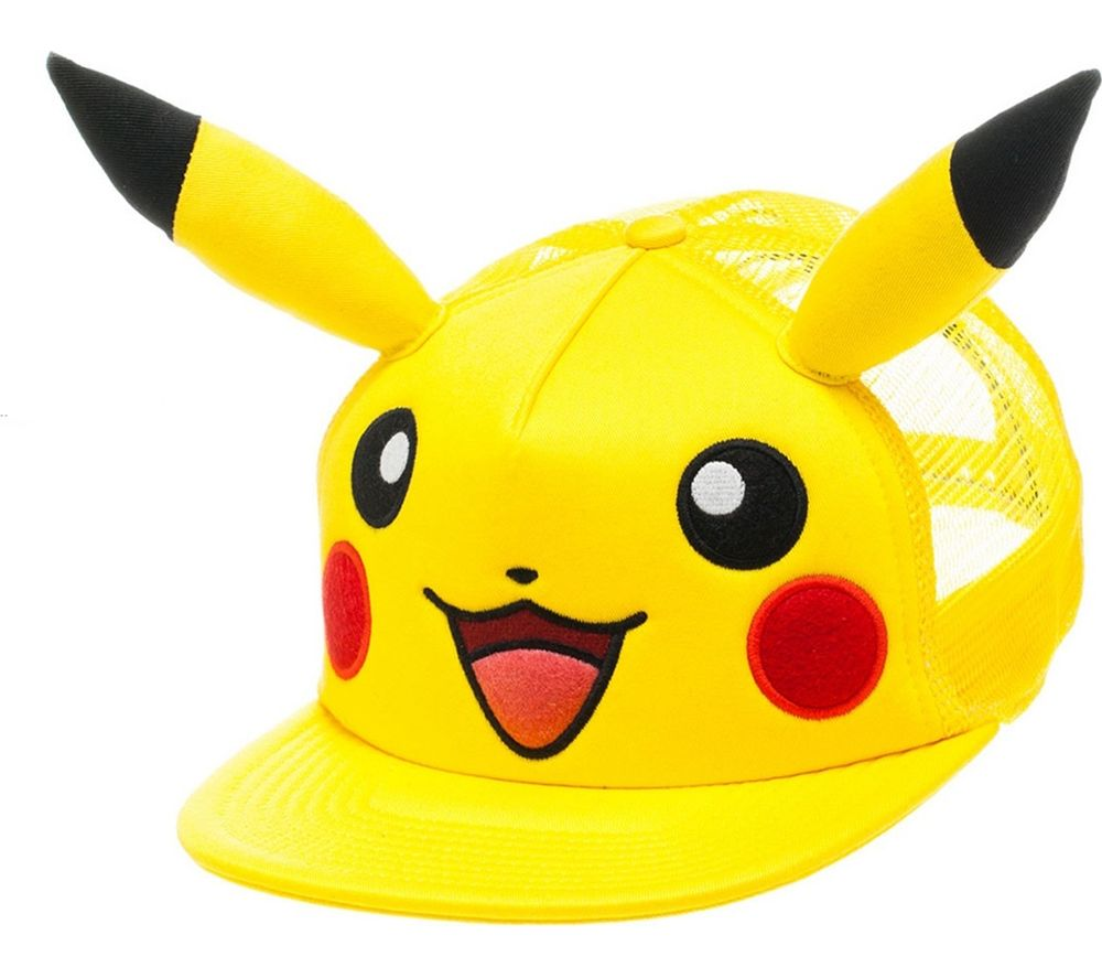 Compare retail prices of Pokemon Pikachu with Ears Snapback Cap to get the best deal online