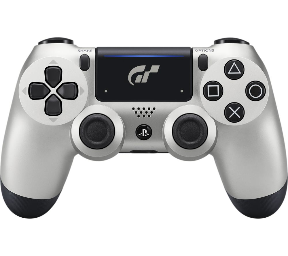 Compare prices for Sony DualShock 4 V2 GT Sport Limited Edition Wireless Controller - Silver