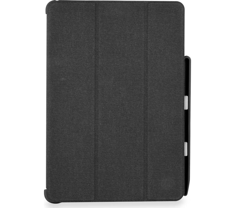 "SANDSTROM 12.9"" iPad Smart Cover with Pen Slot - Grey"