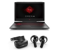 "HP OMEN 15-ce054na 15.6"" Gaming Laptop - Black"