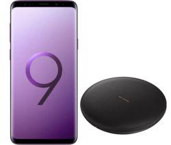 SAMSUNG Galaxy S9+ - 128 GB, Lilac Purple