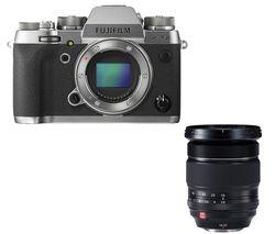 FUJIFILM X-T2 Mirrorless Camera - Graphite, Body Only