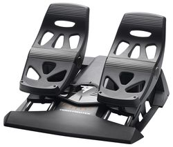 THRUSTMASTER T.Flight Rudder Pedals - Black