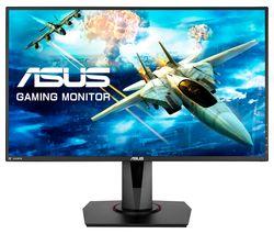 "ASUS VG278Q Full HD 27"" LED Gaming Monitor - Black"
