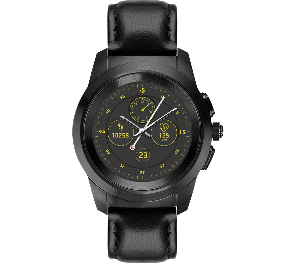 MY KRONOZ ZeTime Premium - Black, Regular