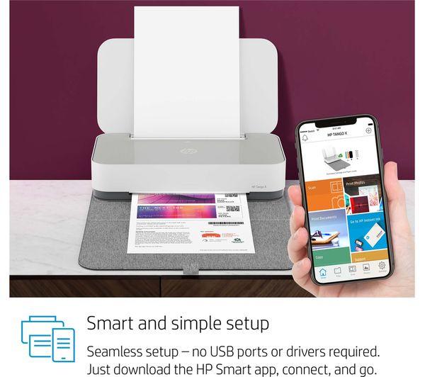 HP Tango X All-in-One Wireless Inkjet Printer