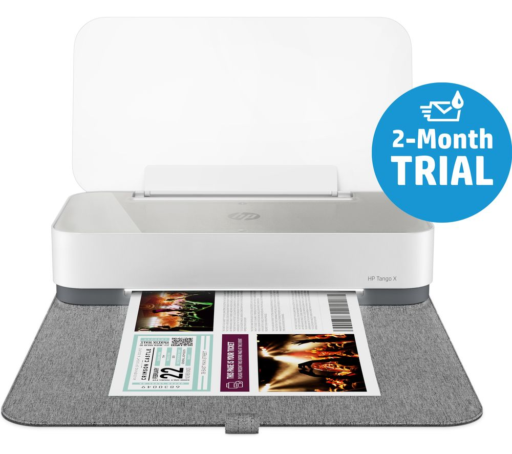HP Tango X All-in-One Wireless Inkjet Printer