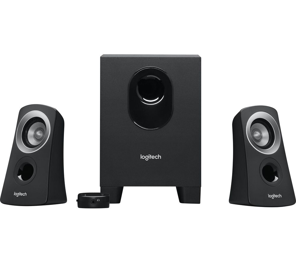 LOGITECH Z313 2.1 PC Speakers