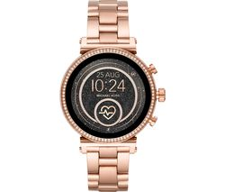 Access Sofie Heart Rate MKT5063 Smartwatch - Rose Gold