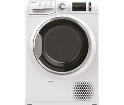 HOTPOINT ActiveCare NT M11 82XB UK 8 kg Heat Pump Tumble Dryer - White