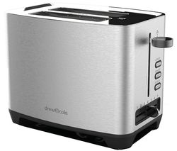 2-Slice Toaster - Chrome