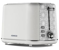 KENWOOD The Abbey Collection TC05.CR 2-Slice Toaster - Stone