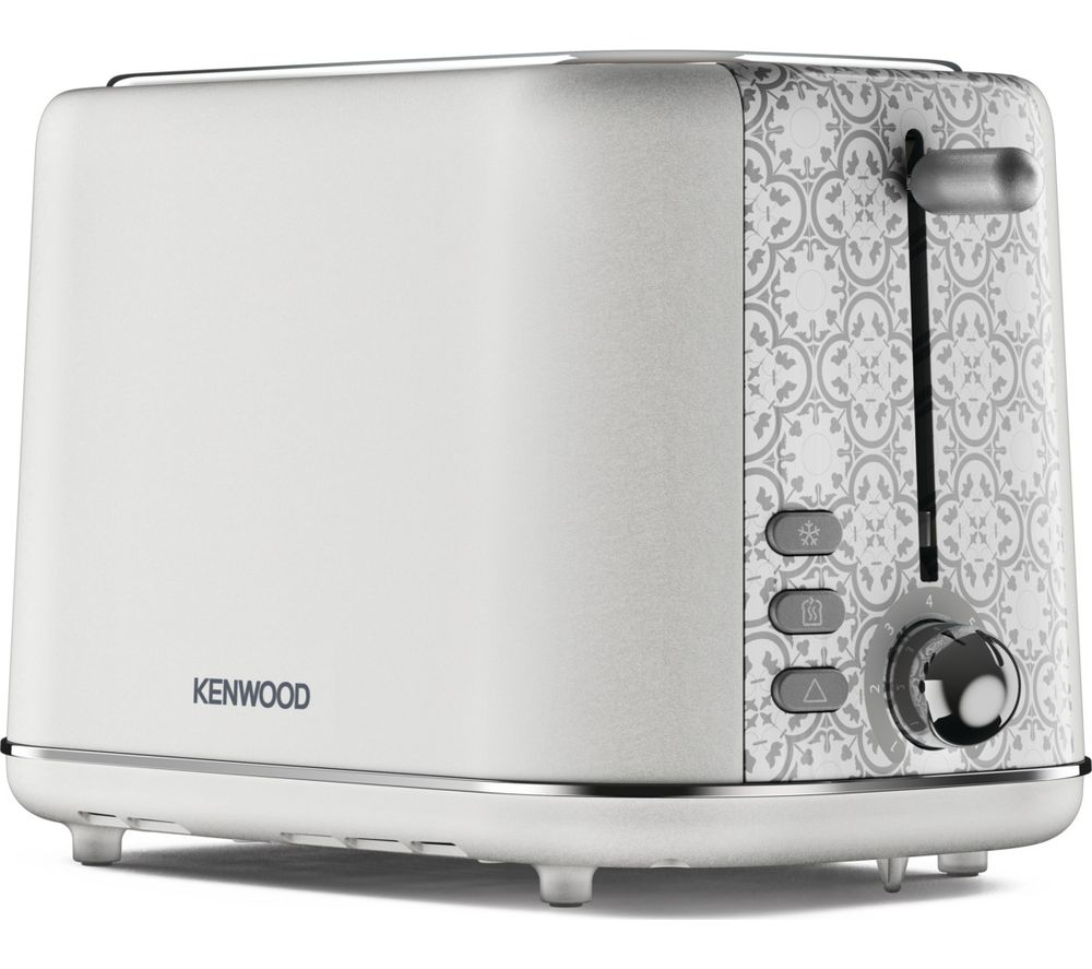 The Abbey Collection TC05.CR 2-Slice Toaster - Stone, Stone