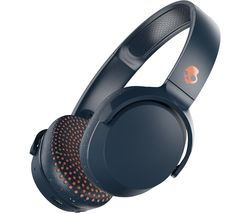Riff S5PXW-L673 Wireless Bluetooth Headphones - Blue & Sunset