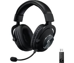 G PRO X Wireless 7.1 Gaming Headset - Black