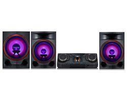 CL88 XBOOM Bluetooth Megasound Party Hi-Fi System - Black