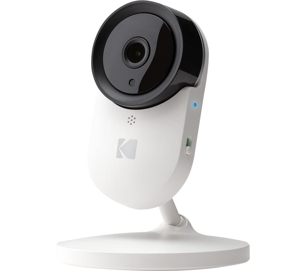 KODAK Cherish C120 Smart Video Baby Monitor - Black & White