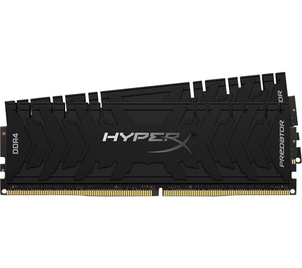 HYPERX Predator DDR4 3200 MHz PC RAM - 8 GB x 2