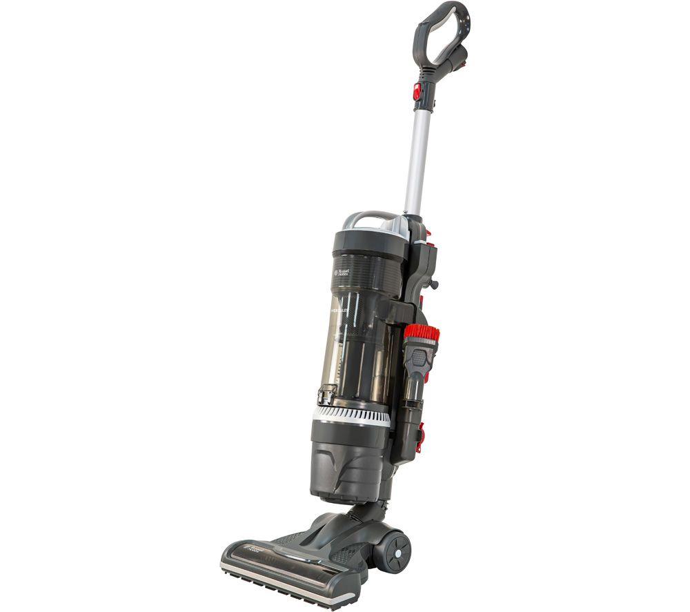 RUSSELL HOBBS RHUV6001 Bagless Vacuum Cleaner - Grey