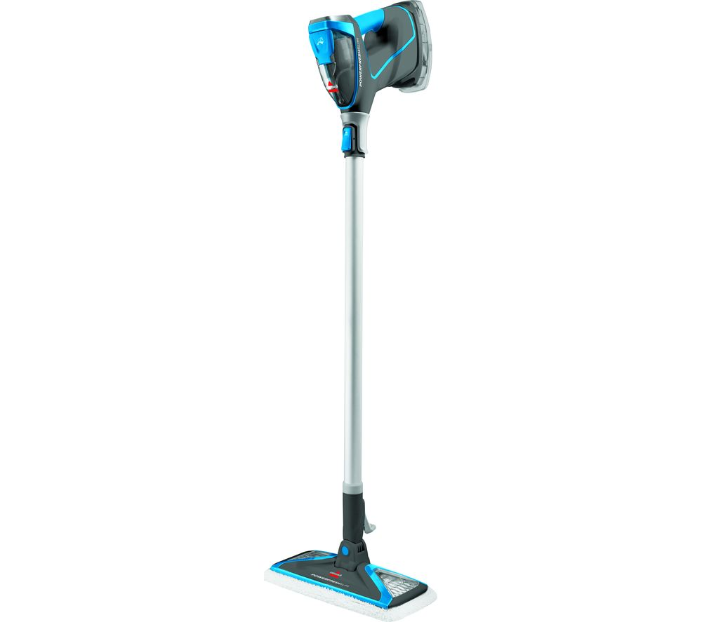 Image of BISSELL PowerFresh SlimSteam 2234E Steam Mop - Blue & Black, Blue