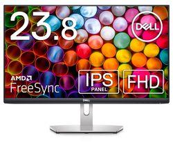 "S2421HN Full HD 23.8"" LCD Monitor - Silver"