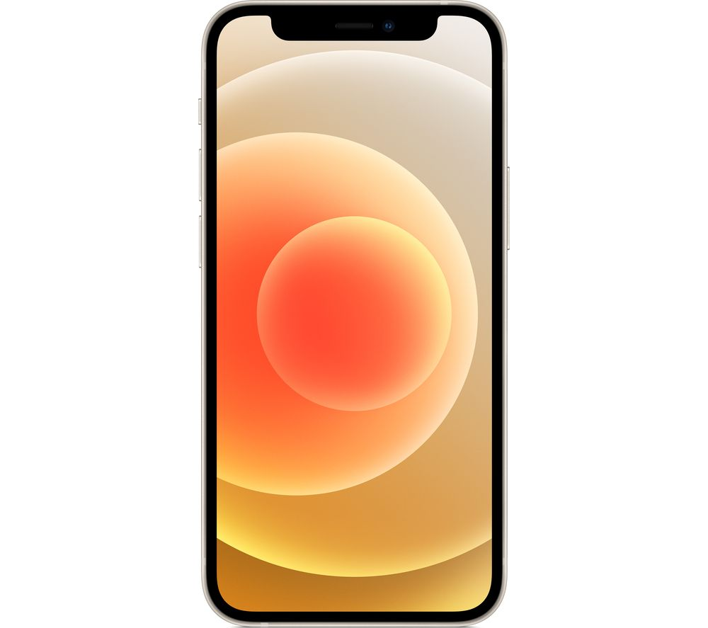 APPLE iPhone 12 Mini - 128 GB, White