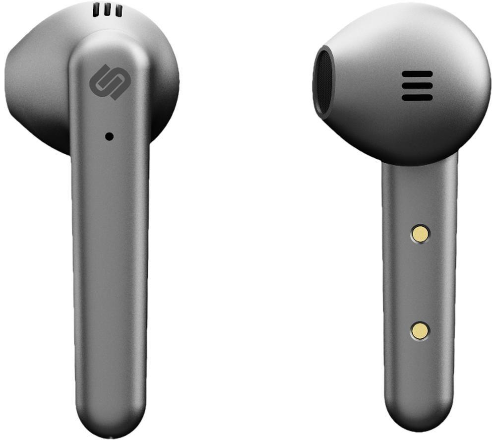 URBANISTA Stockholm Plus Wireless Bluetooth Earphones - Titanium