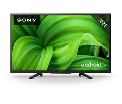"""BRAVIA KD32W800PU 32"""" Smart HD Ready HDR LED TV with Google Assistant"""