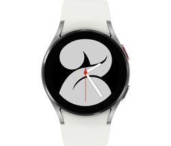 Galaxy Watch4 4G - Aluminium, Silver, 40 mm