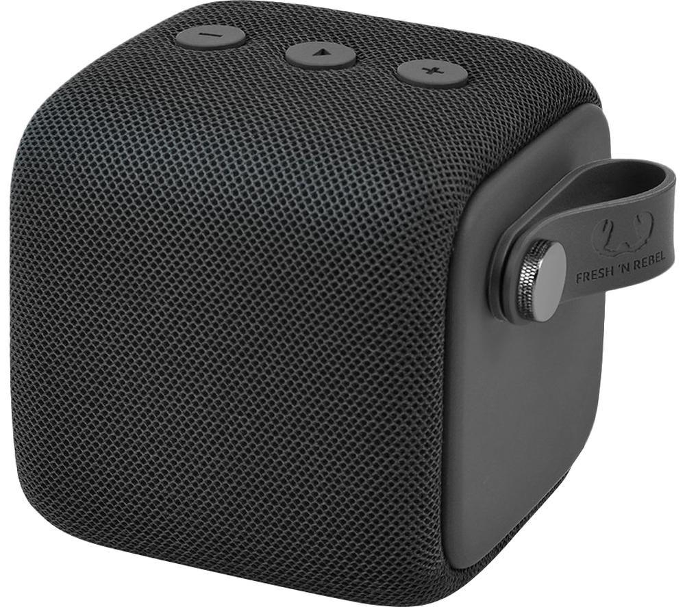 FRESH N REBEL Rockbox Bold S Portable Bluetooth Speaker - Storm Grey