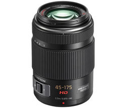 PANASONIC LUMIX G X VARIO PZ 45-175 mm f/4-5.6 Telephoto Zoom Lens