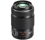 PANASONIC LUMIX G X VARIO PZ 45-175 mm f/4-5.6 ASPH POWER O.I.S. Telephoto Zoom Lens