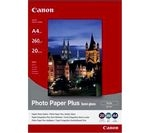 CANON A4 Semi-Gloss Photo Paper Plus - 20 Sheets