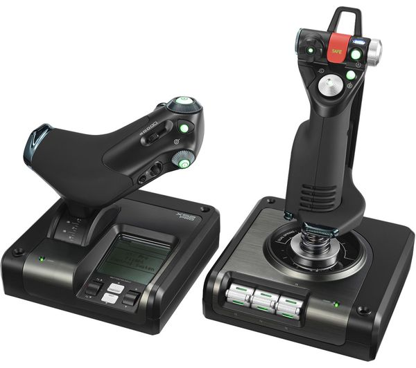 Compare prices for Saitek X52 Pro Flight Control System