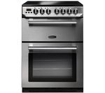 RANGEMASTER Professional 60 Electric Ceramic Cooker - Stainless Steel