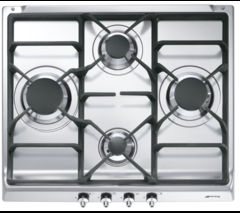 SE60SGH3 Gas Hob - Stainless Steel