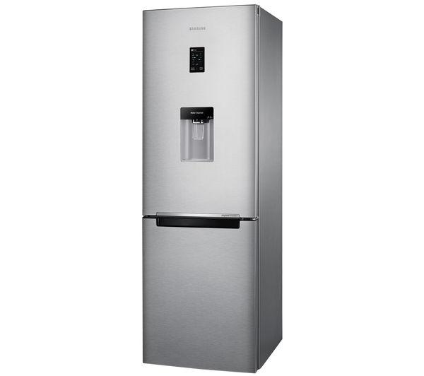 samsung fridge freezer. samsung rb31fdrndsa/eu 60/40 fridge freezer - silver samsung