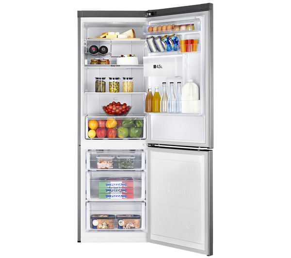 buy samsung rb31fdrndsa eu 70 30 fridge freezer silver. Black Bedroom Furniture Sets. Home Design Ideas