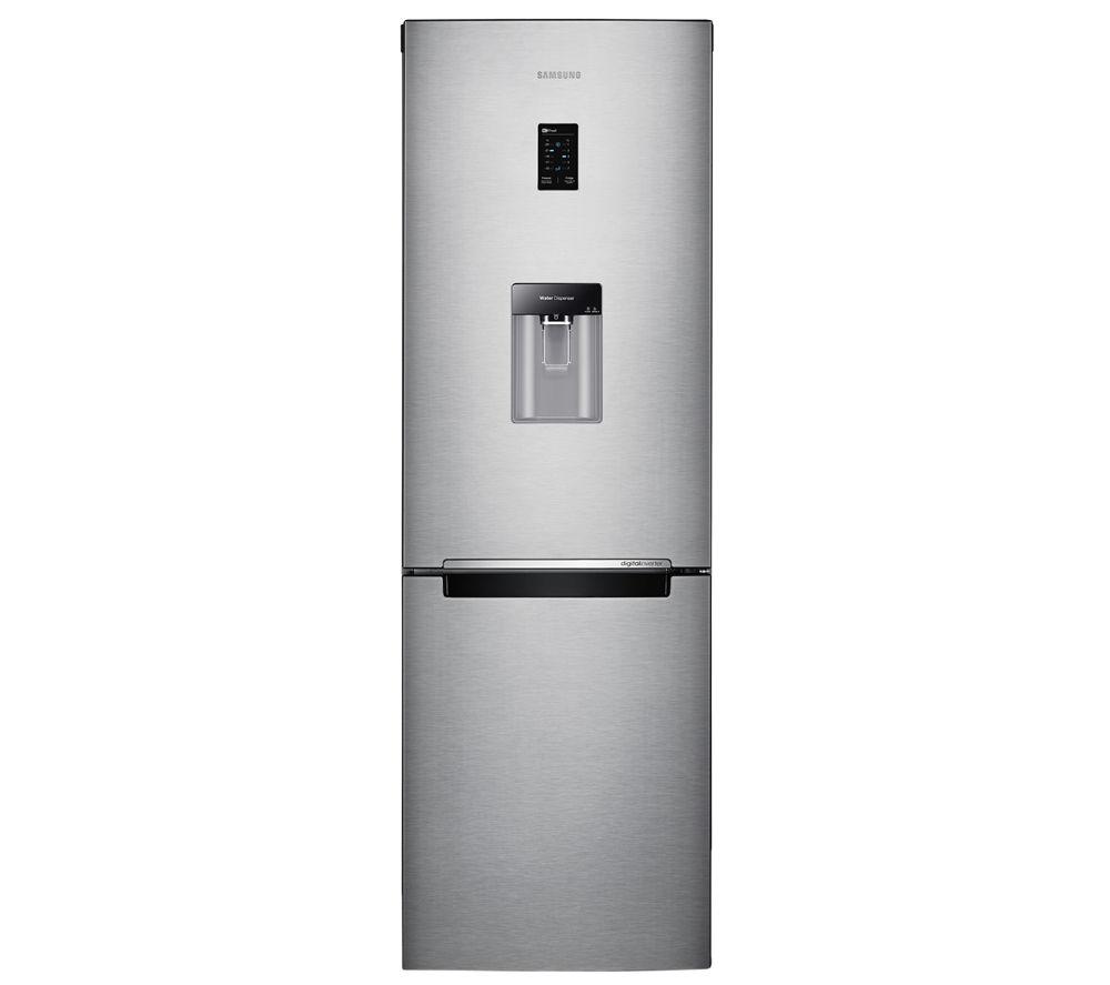 SAMSUNG RB31FDRNDSA/EU 60/40 Fridge Freezer - Silver