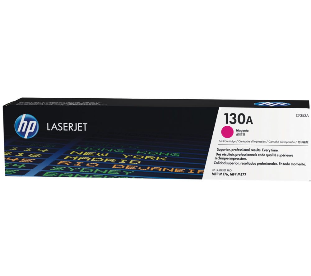 Compare retail prices of HP 130A Magenta Toner Cartridge to get the best deal online