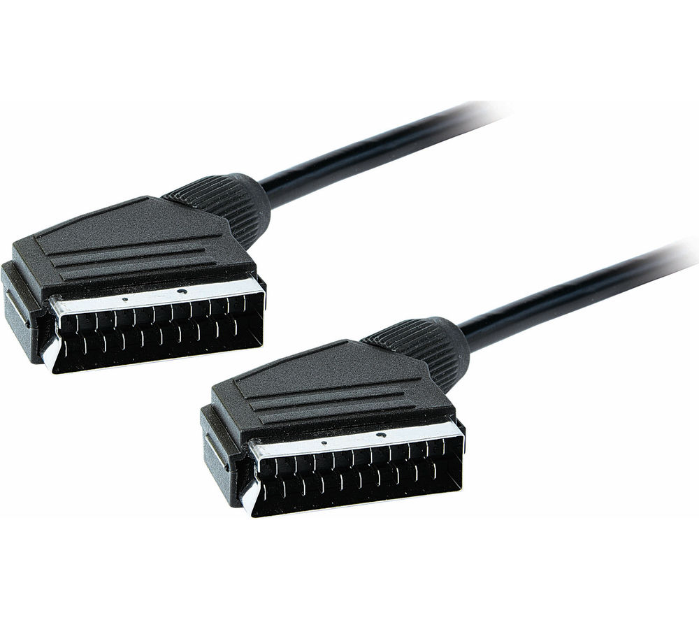 ESSENTIALS C1SCT15 SCART Cable - 1 m