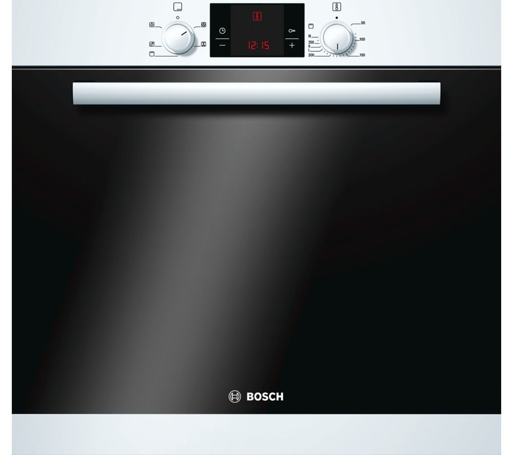 BOSCH Serie 6 HBA13B120B Electric Oven - White