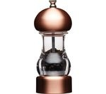 MASTER CLASS 14.5 cm Filled Capstan Pepper Mill - Copper