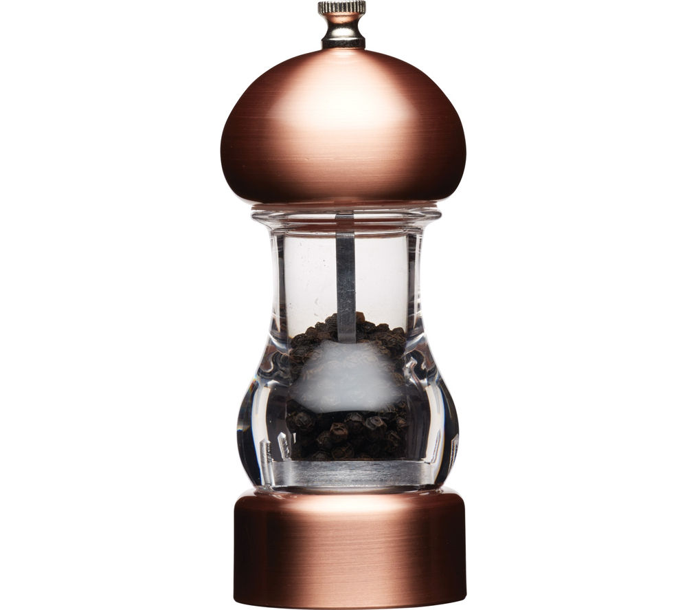 Compare prices for Master CLASS 14.5 cm Filled Capstan Pepper Mill Copper