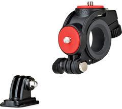 JOBY JB01387 Action Camera Bike Mount - Black