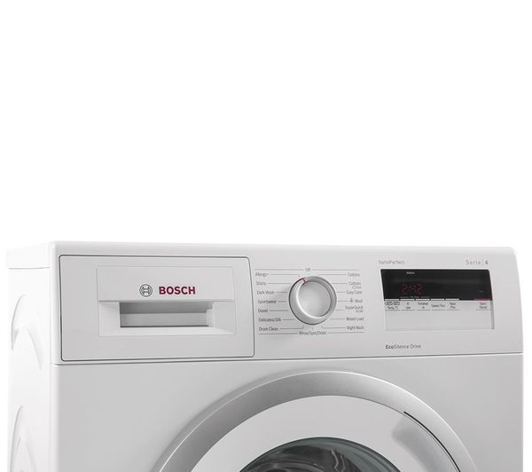 bosch serie 4 wan24100gb washing machine white fast delivery currysie. Black Bedroom Furniture Sets. Home Design Ideas